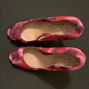 Rachel Roy peep toe pumps